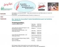 Verein f?r Gesundheit, Pr?ventions- und Rehabilitations-Sport Hessisch Lichtenau e.V