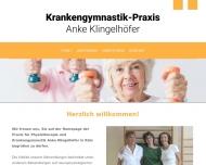 Bild Klingelhöfer Anke Krankengymnastik