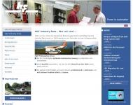 Bild Webseite  Worpswede