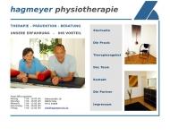 Bild Hagmeyer Karlheinz Praxis für Physiotherapie