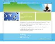 Website Hartig Janet Physiotherapie