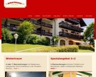 Bild Webseite  Bad Griesbach im Rottal