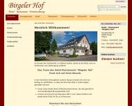 Bild Webseite  Lissendorf
