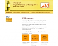 Bild Arndt Physiotherapie Osteopathie