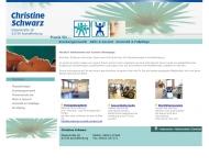 Bild Krankengymnastik-Massage Schwarz Christine