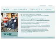 Website Pflegedienst Ambulante Pflege KAP