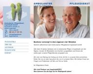 Bild Ambulanter Pflegedienst Ingolstadt GmbH