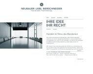 Bild Neubauer Hans-Jürgen Patentanwalt