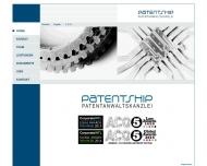 Bild Webseite Patentanwälte v. Bezold & Sozien München