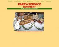 Bild Rohmert Hans Ludwig Partyservice