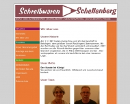 Website Schellenberg Gerd Schreibwaren