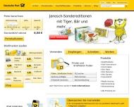 Bild Webseite  Dettenheim