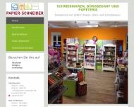 Bild Webseite  Sandhausen