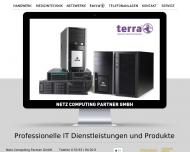 Bild Netz Computing Partner GmbH Datennetzwerke & Kommunikation