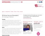 Bild Impressions Gesellschaft für Kommunikation mbH, Berlin und Düsseldorf