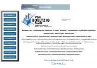 Website Von Boeltzig