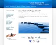 Website Tschuran Peter