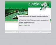 Bild Niebler Lothar Orthopädieschuhtechnik