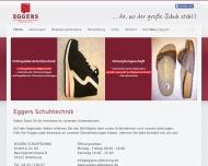 Bild Eggers Schuhtechnik Orthopädie und Schuhe