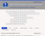 Bild BAB DATA-Systems Vertriebs-GmbH