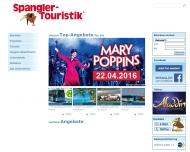 Bild Omnibusunternehmen u. Reisebüro Josef Spangler OHG