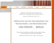 Website Prüfer Udo Rechtsanwalt