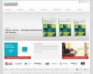 Bild Kleinofen GmbH
