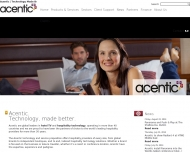 Acentic Technology Made Better - Hospitality Technology, Hotel TV s
