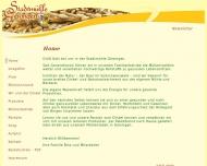Bild Webseite Stadtmühle Geisingen Konstanz
