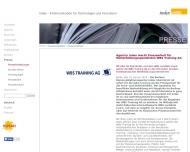 Website index Internet und Mediaforschung