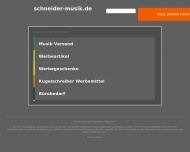 schneider-musik.de