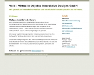 Bild Void-Virtuelle Objekte Interaktive Designs GmbH