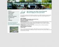 Bild Webseite Gerry Motorradshop Konstanz