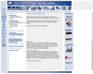 Website CRAB - Computer