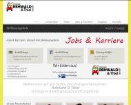 Bild Rehwald & Thiel GmbH Umzüge