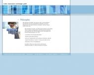 Website Richter Informationstechnologie