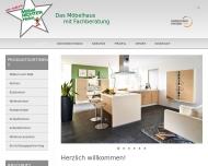 Bild Webseite Kessy Möbelmarkt Holm
