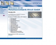 Bild Metallwarenfabrik Hirsch GmbH