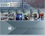 Bild Baumann Gebrüder Nachf. GmbH & Co. Metallwarenfabrik