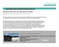 Bild Webseite Menschel Plettenberg