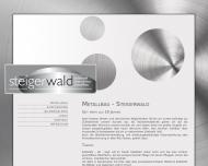Bild Steigerwald Metallbau