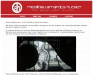 Bild Metallbau Amandus Hucker