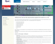 Bild Rilo Automatisierungstechnik GmbH & Co. KG