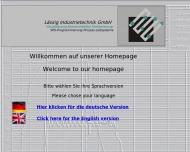 Website Lässig Industrietechnik