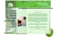 Kosmetik Massage med. Fusspflege Wellnes