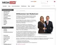 Website Mediacom IT- Distribution