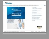 Website Open Text Document Technologies
