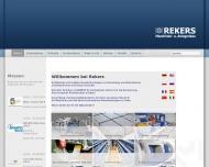 Bild Webseite Rekers Verwaltung Spelle
