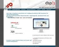 dsp3 - Das ERP System nach Ma