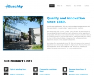 Guschky - Quality and innovation since 1869